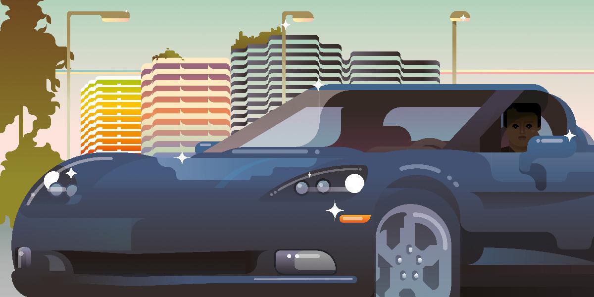 Corvette V6Bis
